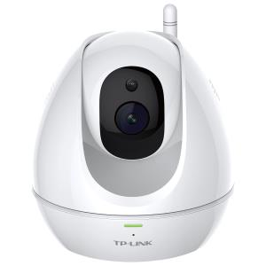 TP-LINK 1 Megapixel Network Camera - Color - 26 ft (7924.80 mm) Night Vision - H.264 - 1280 x 720 - 3.6 mm - CMOS - Wireless, Cable NC450