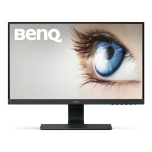 "BenQ GW2480 23.8"" Frameless IPS LED Monitor - 1920x1080â Ž - 250 cd/m2 - 1000:1 Native Conrast Ratio - 5ms - Built-in Speakers - HDMI - DisplayPort - VGA - Low Blue Light - Flicker-Free (GW2480)"