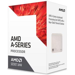 AMD A10-9700 Quad-core (4 Core) 3.50 GHz Processor - Socket AM4Retail Pack - 2 MB - 64-bit Processing - 3.80 GHz Overclocking Speed - 28 nm - AMD Radeon R7 Graphics Graphics - 65 W - 194°F (90°