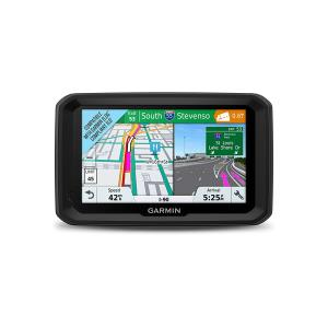 "Garmin dezl 580 LMT-S Automobile Portable GPS Navigator - Portable, Mountable - 5"" - Microphone - Lane Assist, Voice Command, Speed Assist, Junction View - Bluetooth - USB - 2 Hour - Preloaded Maps"