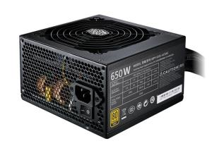 Cooler Master MWE Gold 650 - ATX12V/EPS12V - 120 V AC, 230 V AC Input Voltage - 3.3 V DC, 5 V DC, 12 V DC, 12 V DC, 5 V Output Voltage - 1 Fans - Internal - 90% Efficiency - 650 W MPY-6501-ACAAG-US