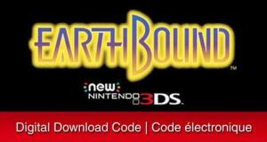 Nintendo 3Ds Earthbound (New 3Ds Family Only) (Digital Download) 6000198504992