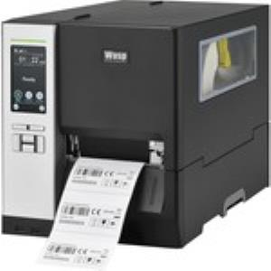"Wasp WPL614 Direct Thermal/Thermal Transfer Printer - Monochrome - Desktop - Label Print - 83.33 ft Print Length - 4.09"" Print Width - 14.02 in/s Mono - 203 dpi - 512 MB - USB - Serial - Ethernet - Co"