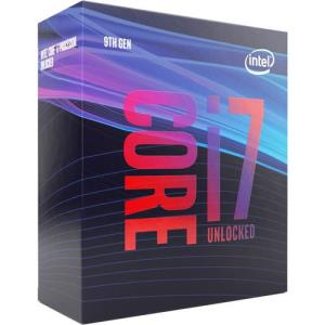 Intel Core i7 i7-9700K Octa-core (8 Core) 3.60 GHz Processor - Retail Pack - 4.90 GHz Overclocking Speed - 14 nm - Socket H4 LGA-1151 - UHD Graphics 630 Graphics - 95 W BX80684I79700K