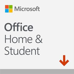 Microsoft   Logiciel Office Home and Student 2019, anglais [téléchargement] 79G-05011