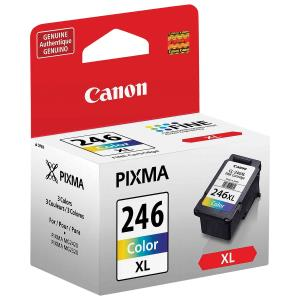 Canon CL-246XL Ink Cartridge - Color - Inkjet - 300 Page - OEM 8280B001