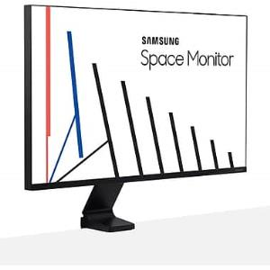 "Samsung S32R750 32"" 4K UHD Curved Screen LCD Monitor - 16:9 - Black - 3840 x 2160 - 1.07 Billion Colors - )250 Nit Typical, 200 Nit Minimum - 4 ms - HDMI - Mini DisplayPort LS32R750UENXZA"