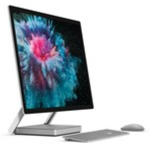 "Microsoft Surface Studio All-in-One Computer - Core i7 i7-6820HQ - 32 GB RAM - 2 TB HDD - 128 GB SSD - 28"" 4500 x 3000 Touchscreen Display - Desktop - Silver - Windows 10 Pro 64-bit - NVIDIA GeForce G"