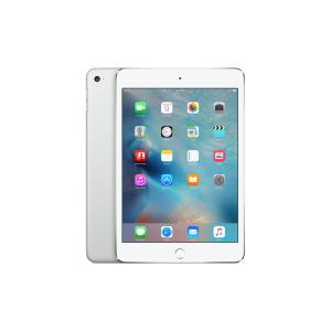 iPad Mini 4 Wi-Fi, 16GB, Silver Edition - A1538
