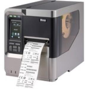 "Wasp WPL618 Direct Thermal/Thermal Transfer Printer - Monochrome - Desktop - Label Print - 83.33 ft Print Length - 4.09"" Print Width - 18 in/s Mono - 203 dpi - Wireless LAN - Continuous Paper, Die-cut"