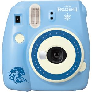 Fujifilm Instax Mini 9 Instant Camera - Frozen 2 Mini 9 Frozen