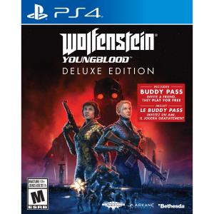 Wolfenstein: Youngblood Deluxe Edition (PS4) 17482