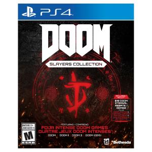 Doom Slayers Collection (PS4) 17520