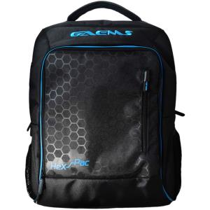 GAEMS HEX PAC Backpack - Compatible with Playstation 4, Xbox One X, Nintendo Switch and Other Electronic Items M270