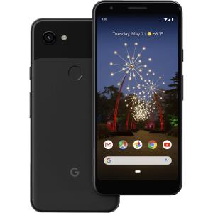 Google Pixel 3a XL - 64GB Black - UNLOCKED- JUST BLACK - (Comes with 2 Year Google Warranty/ Brand New) PIXEL3AXL