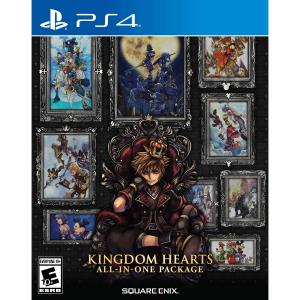 Kingdom Hearts All-In-One Package (PS4) 662248923796