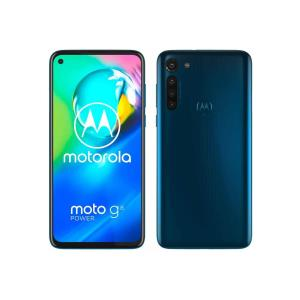 New Motorola Moto G8 Power (64GB + 4GB) - XT2041-1 Blue