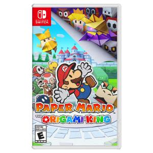 Paper Mario: The Origami King (Switch) HCCPARUUA