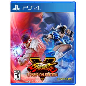 Street Fighter V Champion Edition (PS4) 013388917419