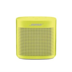 Bose SoundLink Color II - Speaker - for portable use - wireless - NFC, Bluetooth - citron 752195-0900