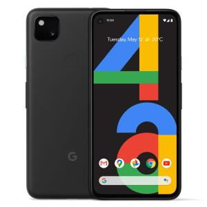 Google Pixel 4a 128GB - Just Black - Unlocked GA02099-US