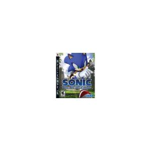 Sonic The Hedgehog (PS3) 010086690019