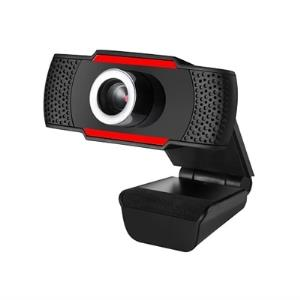 CyberTrack H3 - 720P HD USB Webcam with Built-in Microphone CyberTrackH3