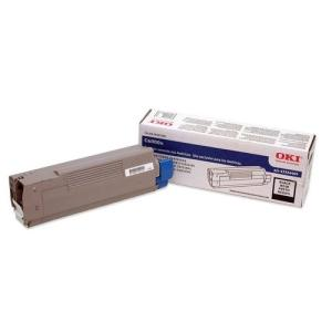 OKI - Toner cartridge - 1 x black - 5000 pages