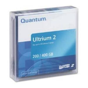 Quantum MR-L2MQN-01 LTO-2 200/400GB Data Cartridge
