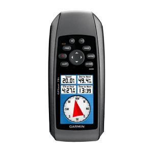 "Garmin GPSMAP 78s Handheld Navigator 2.6"" - 262144 (256k) Colors (18-bit) - microSD Card - USB: Yes - 20 Hour"