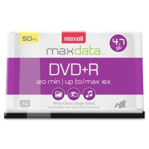 maxell 4.7GB 16X DVD+R 50 Packs Spindle Disc Model 639013