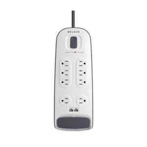 Belkin BV108200-06 Surge Suppressor Receptacles: 8 - 4 kJ