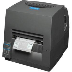 Citizen CL-S631 Direct Thermal/Thermal Transfer Printer - Monochrome - Desktop - Label Print CL-S631-GRY