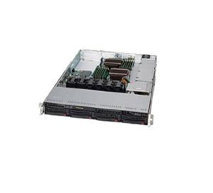 Supermicro SuperChassis SC815TQ-600WB System Cabinet Rack-mountable Computer Case 600 W Power Supply EATX CSE-815TQ-600WB