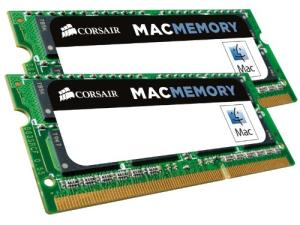 Corsair Apple 16GB 2X8GB DDR3 1600mhz SODIMM Memory Kit Apple iMac Macbook Pro and Mac Mini CMSA16GX3M2A1600C11