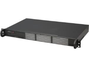 Supermicro SuperChassis 504-203B (Black) Rack-mountable Computer Case 200 W Power Supply 1 Bays Mini ITX CSE-504-203B