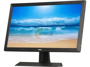BenQ RL2455HM 24IN Widescreen 1920x1080 1MS 2x HDMI DVI VGA RTS Gaming Console Monitor