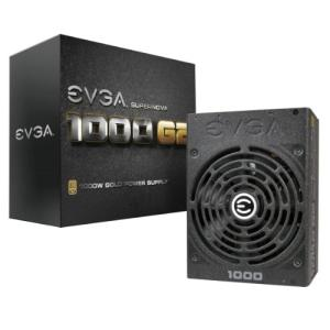 EVGA SuperNOVA 1000 G2 80 Plus Gold Certified 1000W Fully Modular Power Supply 120-G2-1000-XR
