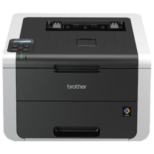 Brother HL-3170CDW LED Printer - Color - 2400 x 600 dpi Print - Plain Paper Print - Desktop 23 ppm Mono / 23 ppm Color Print - 250 sheets Input - Automatic Duplex Print - LCD - Ethernet - Wi-Fi - USB