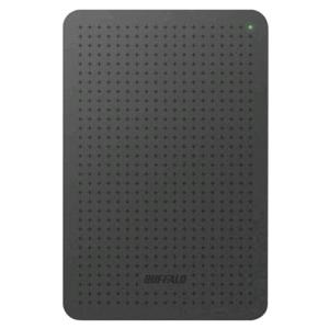 "BUFFALO MiniStation USB 3.0 1 TB Portable Hard Drive (HD-PCF1.0U3BB) - 2.5"" SATA"""
