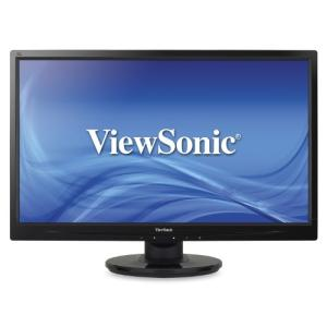 "Viewsonic VA2246m-LED 22"" LED LCD Monitor - 16:9 - 5 ms - Adjustable Display Angle - 1920 x 1080 - 250 cd/m² - 1,000:1 - Speakers - DVI - VGA - ENERGY STAR 5.0, RoHS, REACH, TCO Displays 5.0, ErP, Ch"