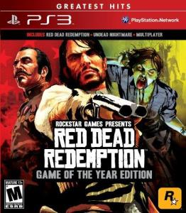 Red Dead Redemption (Game of The Year Edition) - PlayStation 3 710425470080