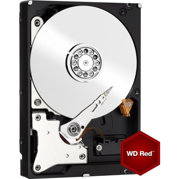 Western Digital WD40EFRX 4TB Red SATA3 6GB/S 64MB Cache 3.5in Hard Drive