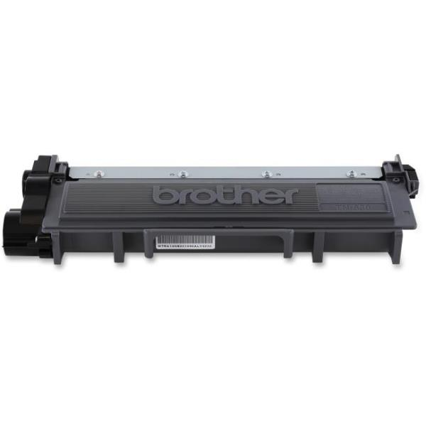 Brother Genuine TN630 Black Toner Cartridge - 1 Each - Laser - Black Toner