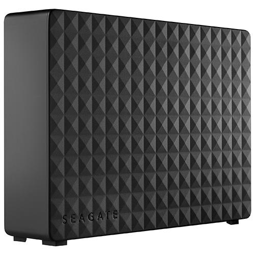 Seagate Expansion 3TB USB 3.0 Desktop External Hard Drive Black STEB3000100