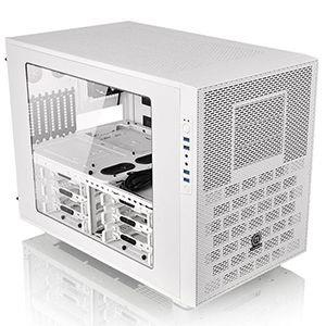 Thermaltake Core X9 Snow Edition CA-1D8-00F6WN-00 White Computer Case