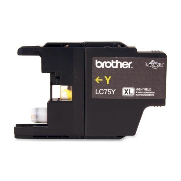 INK BROTHER LC75YS YELLOW