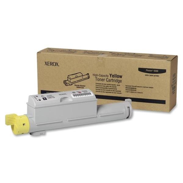 Xerox High Capacity Toner Cartridge for Phaser 6360 106R01220