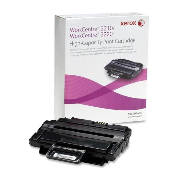 Xerox 106R01486 Black High Capacity Print Cartridge for Workcentre 3210/3220