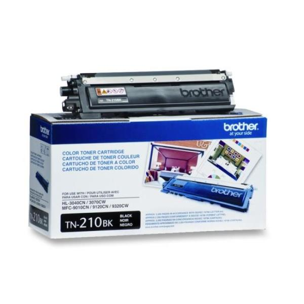TONER BROTHER TN210BK 2.2K BLACK